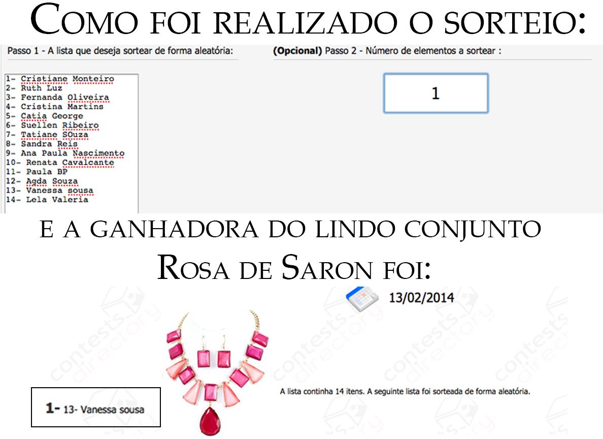 sorteio13214